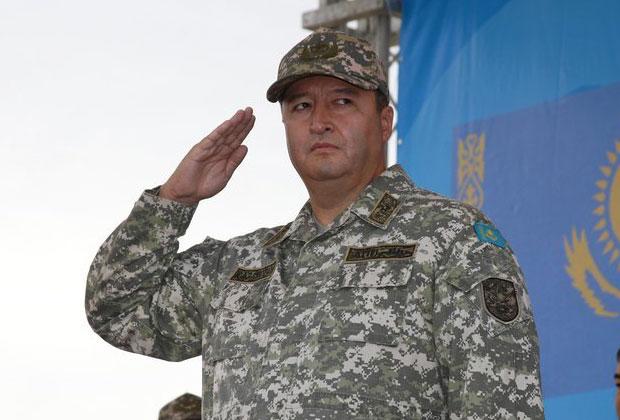 Назначен заведующий отделом военной безопасности иобороны Совбеза