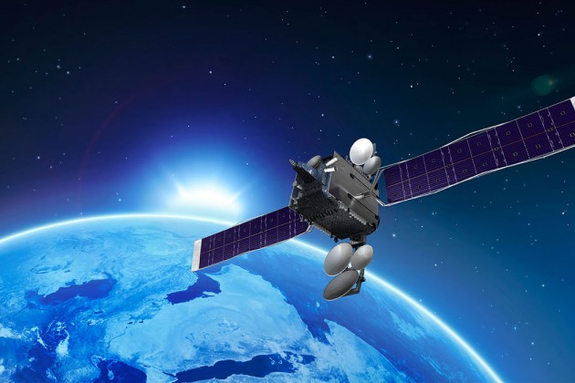 Два новых спутника появятся уКазахстана в2018году