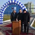 ВЮКО запущена первая вЦентральной Азии биогазовая установка