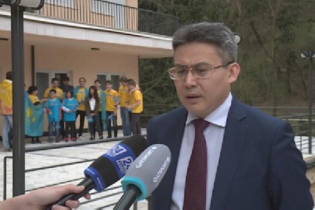 Назначен чрезвычайный иполномочный посолРК вБоснии иГерцеговине, Черногории