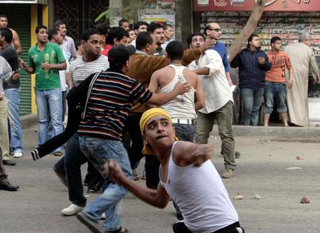 В Египте новые столкновения исламистов с полицией
