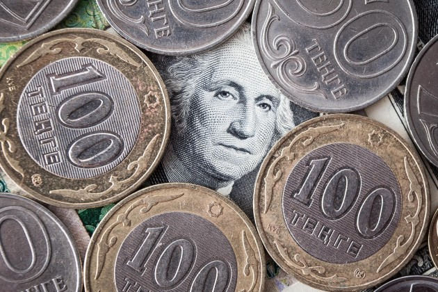 Доллар закрыл торги наотметке 311тенге