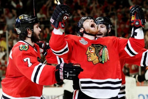 «Бостон» встретится с «Чикаго» в финале НХЛ