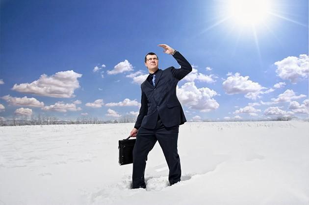 Стартап для резко континентального климата