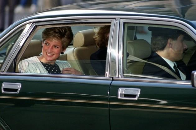 Автомобили королевской семьи уйдут с молотка
