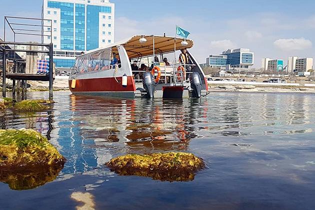В Актау намерены сделать морской туризм безопасным и конкурентным