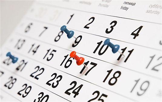 Правительство утвердило список праздничных дат