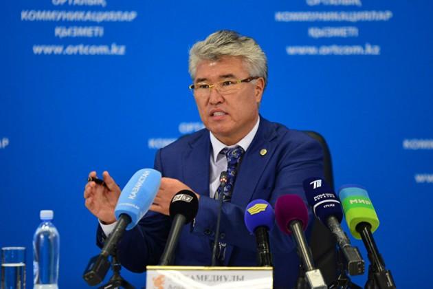 Арыстанбек Мухамедиулы освобожден от должности министра культуры и спорта
