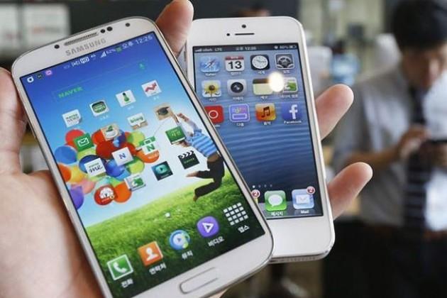 Apple обошла Samsung по количеству проданных смартфонов