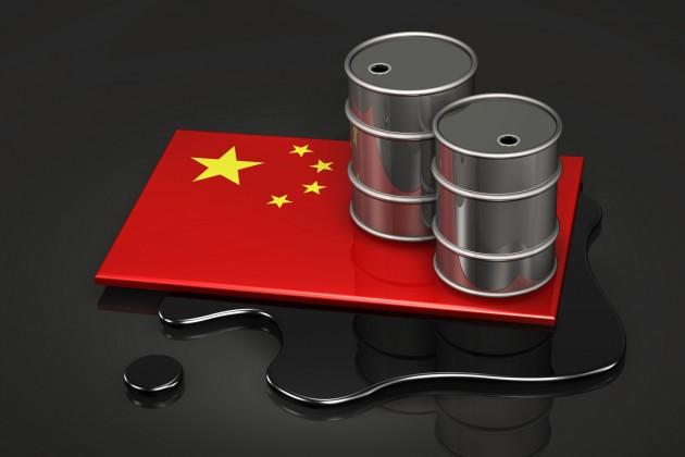 Китай насытился нефтью: запасы достигли рекорда
