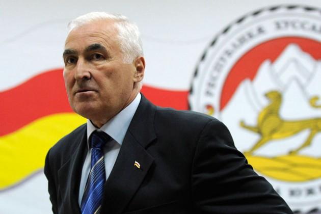 Правительство в Южной Осетии отправлено в отставку