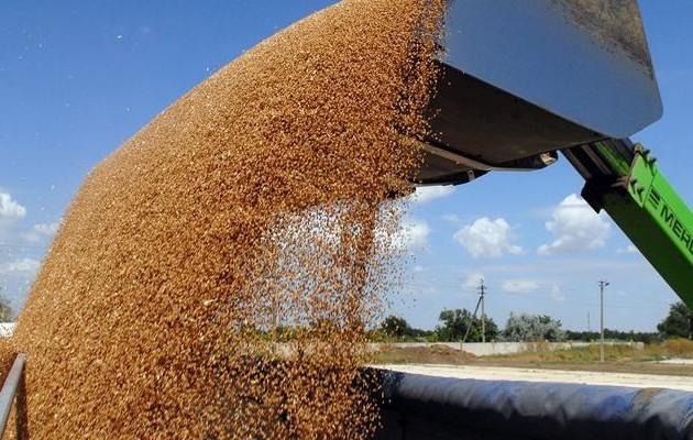 На ЕТС за неделю продано пшеницы на 3 млрд тенге