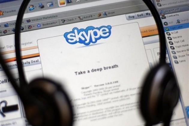 Власти Франции требуют доступа к переговорам в Skype