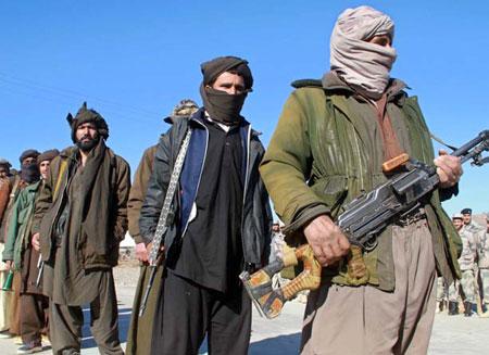 В Кабуле атакован президентский дворец
