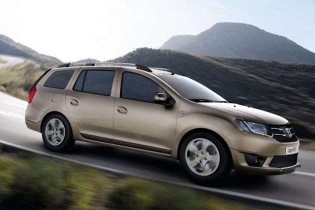 Dacia Logan MCV II: Главное, что внутри