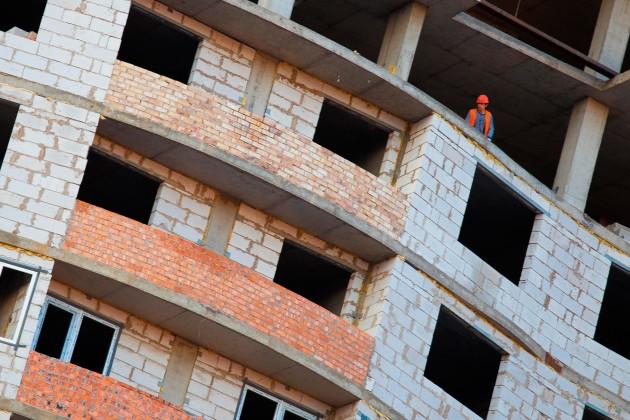 Число выданных на строительство кредитов снижено на 32%