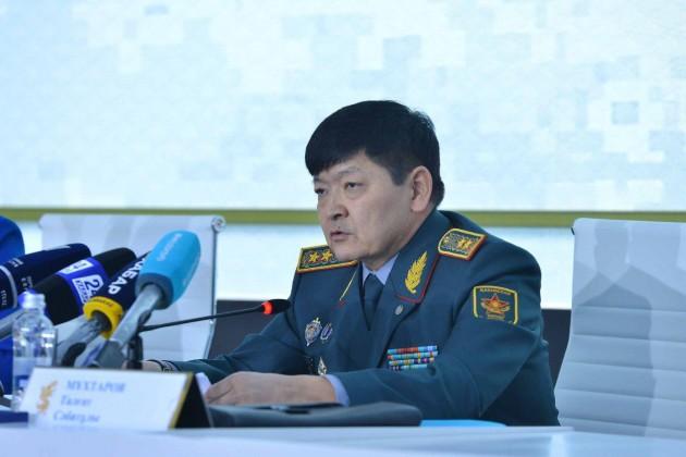 В армии РК 78% военнослужащих - контрактники