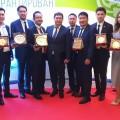 Работники Банка ЦентрКредит получили награды от «Даму»