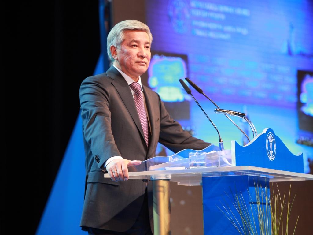 Назарбаев освободил Тасмагамбетова отдолжности