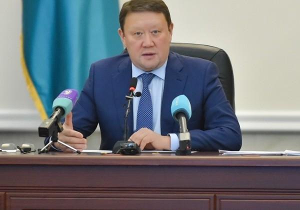 Специальная экономическая зона Qyzyljar создана на севере Казахстана