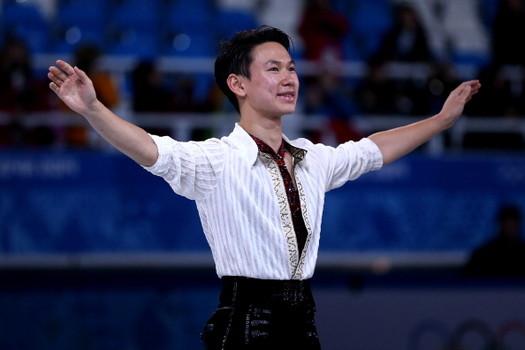 Денис Тен стал третьим на чемпионате мира в Шанхае