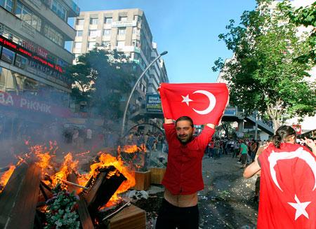 Правительство Турции знало о предстоящих митингах