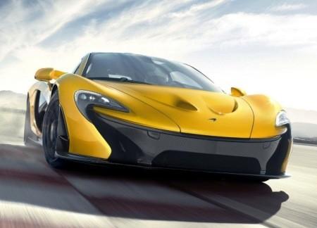 Две трети тиража McLaren P1 уже продано