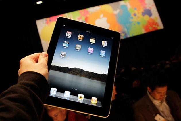 Россия не регистрирует бренд iPad