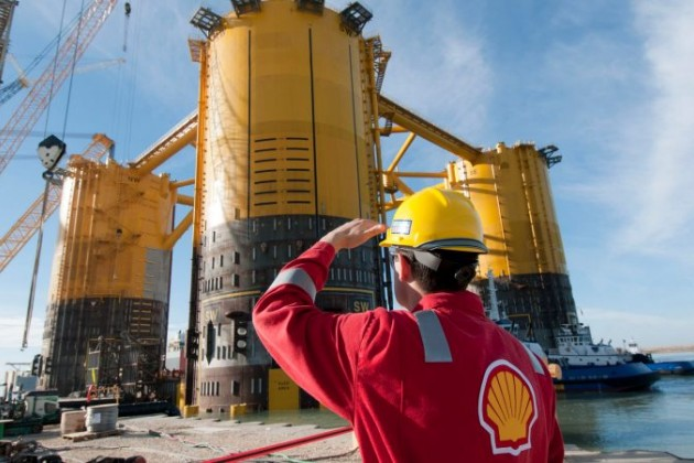 Чистая прибыль Shell выросла до $23,352 млрд