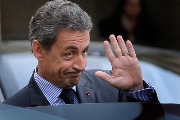 Николя Саркози посоветовал России первой протянуть руку