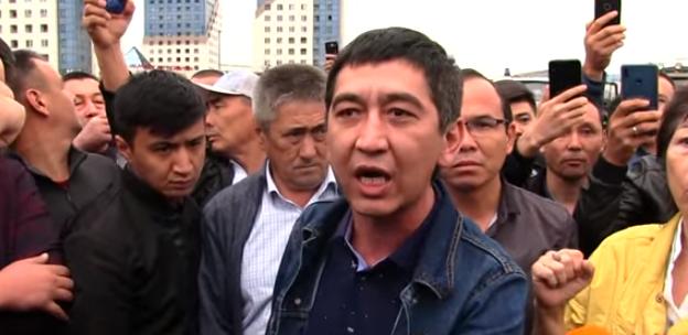 В полиции прокомментировали задержание Рината Заитова