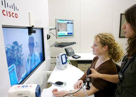 К визитам виртуального врача готовы 74% пациентов