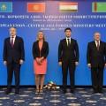 ЕС и страны ЦА договорились строить партнерские отношения