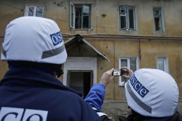 В Донбассе начнет работу ОБСЕ