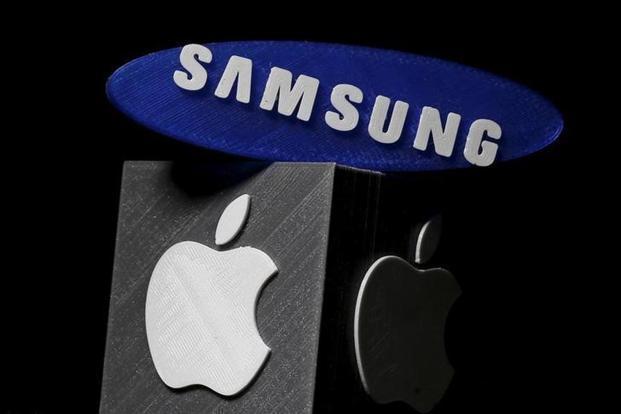 Apple иSamsung прекратили семилетний патентный спор