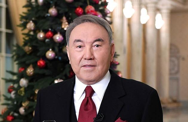 Президент поздравил казахстанцев сРождеством