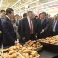 В Алматы открылся первый в Казахстане Carrefour