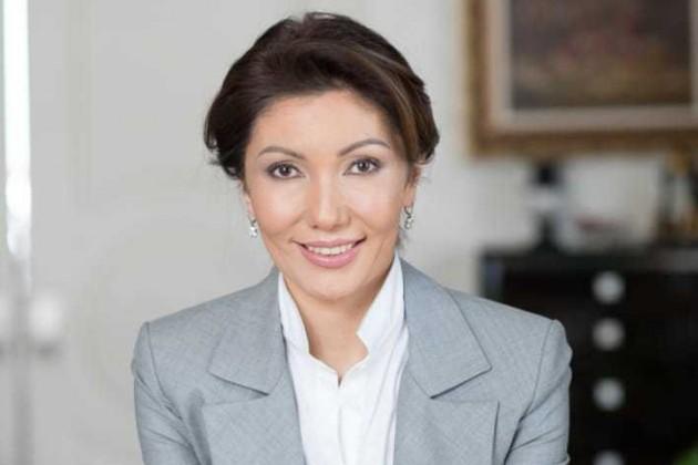 Алия Назарбаева указала на важность экологической осознанности