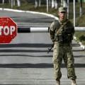 Обстрел на таджикско-кыргызской границе