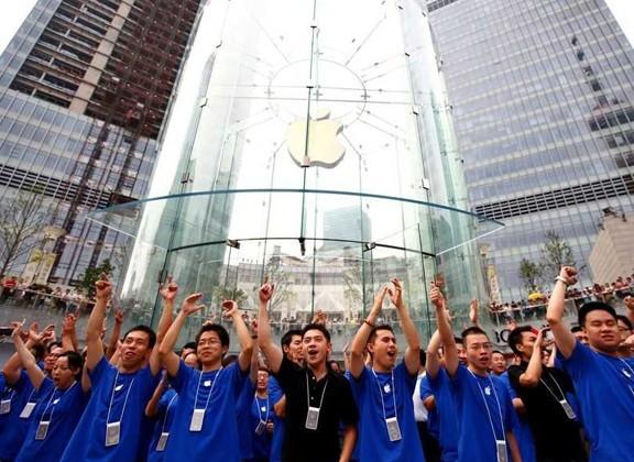 Apple откроет еще два исследовательских центра вКитае