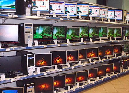 Продажи компьютеров упадут на 10%
