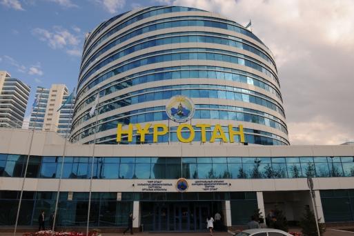 Нур Отан одобрит законопроект о налогах, но внесет свои поправки