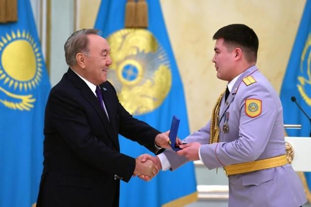Ордена получили министры, акимы ивоенные