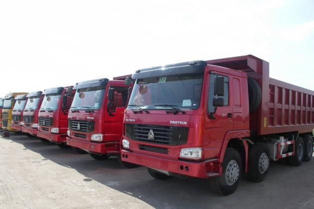 Китай увеличивает экспорт автомобилей
