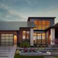 Илон Маск представил генерирующую солнечную энергию крышу дома