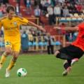 Карагандинский «Шахтер» прошел в следующий раунд Лиги чемпионов