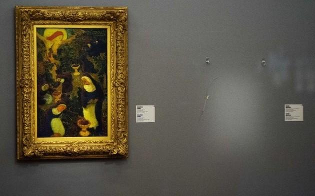 Полотна Пикассо и Гогена сожгли в румынской печи