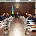 Бакытжан Сагинтаев: Ненадо оправдываться