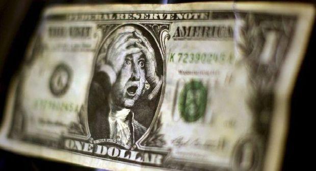 Средневзвешенный курс доллара составляет 256 тенге