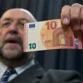 В обращение ввели новые банкноты номиналом 10 евро